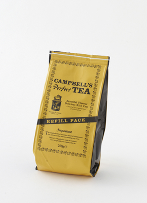 CAMPBELL'S perfect TEA 200g リフィル